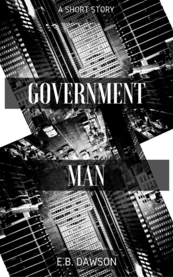 Book Cover: Government Man