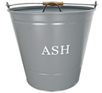 Ash fireplace bucket
