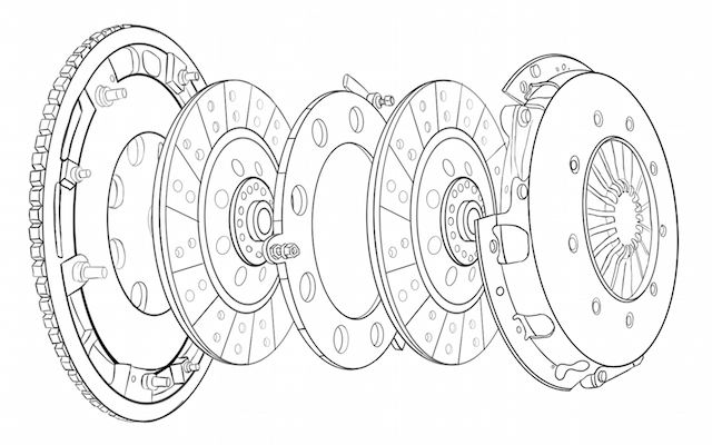 The Pros and Cons of Double Disc Clutch Conversions