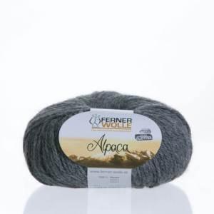 Ferner Alpaka Alpaca 100 (dunkelgrau104)