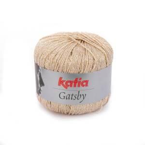 GATSBY-88504 naturweiß-gold