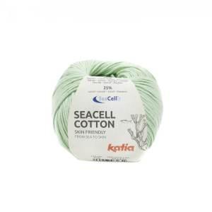 Bio-Garn SeaCell Cotton (106-Hellgrün)
