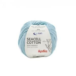 Bio-Garn SeaCell Cotton (110-Himmelblau)