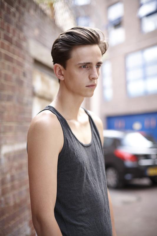 PHOENIX Magazine Male Model Monday Alex Dunston with SELECT