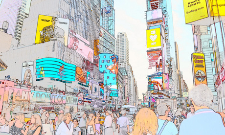 New York Diary | Jaywalking Where Angels Fear To Tread