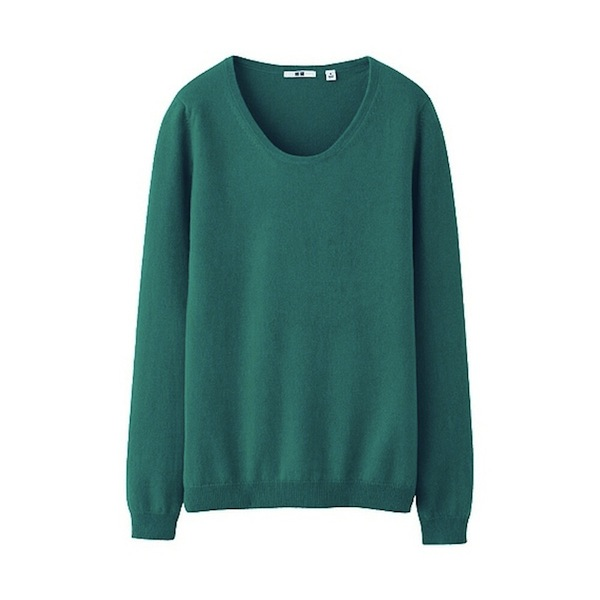 Uniqlo cashmere jumper