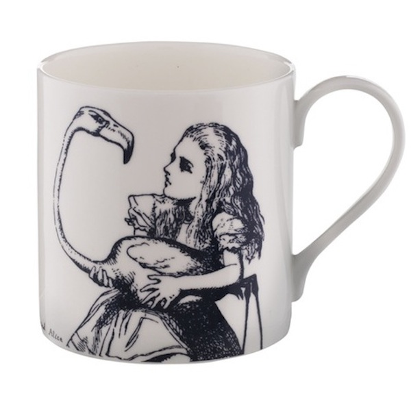 Whittards Alice in Wonderland mug