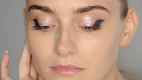 Get Ready Girls: Blue Makeup Is Back