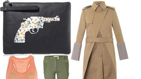 Today You Should Dress Like…A Gunslinger