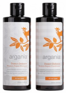 Argania Shampoo & Conditioner 2