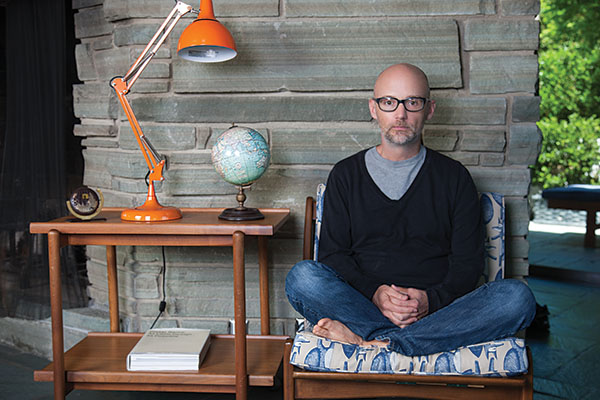 Moby interview