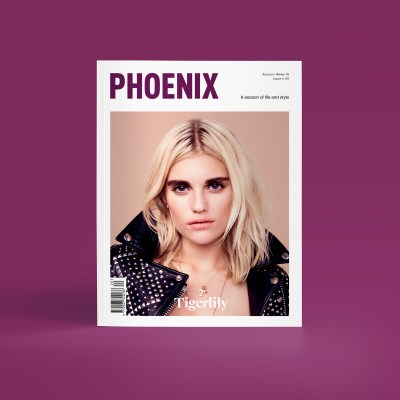 phoenix magazine aw16 issue 20 london