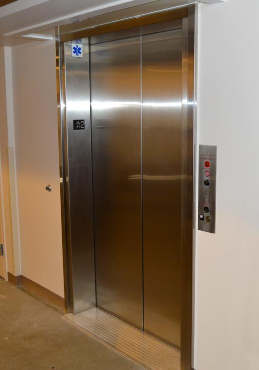 Interior Exterior Finishing  Phoenix Modular Elevator