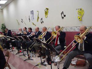 Jack Farina Swing Band