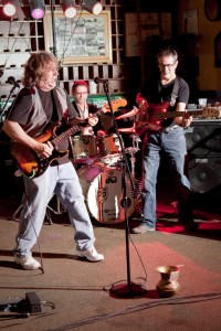 Pops Fletcher & the Hucksters with Jeff Mitchell