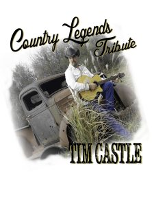 Tim Castle - Tribute to Country Legends @ Phoenix Park Bandshell