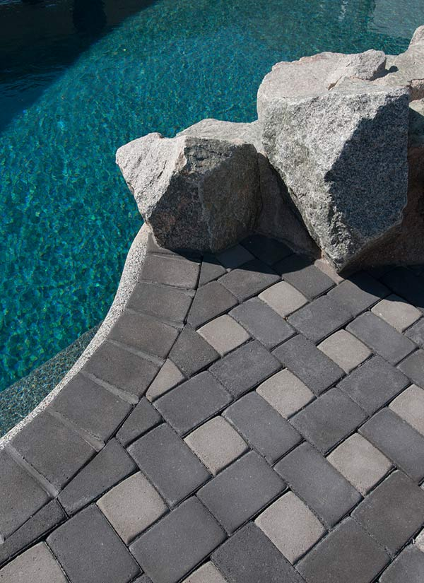 Paver Projects gallery Pools