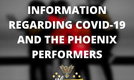 COVID 19 Update: Please Read!