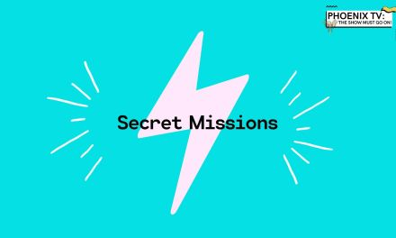 Secret Mission SIGN UP