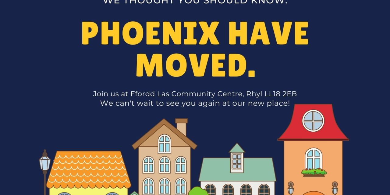 NEWS: We're moving! 🏡
