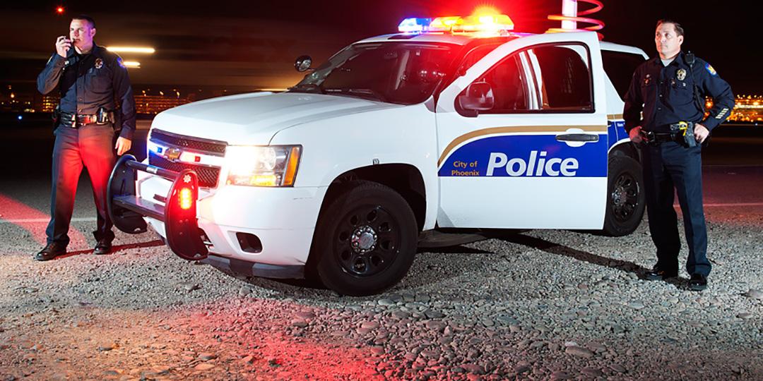 Phoenix Police Reserves
