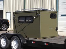Custom Pop Up Camper Trailers - Year of Clean Water