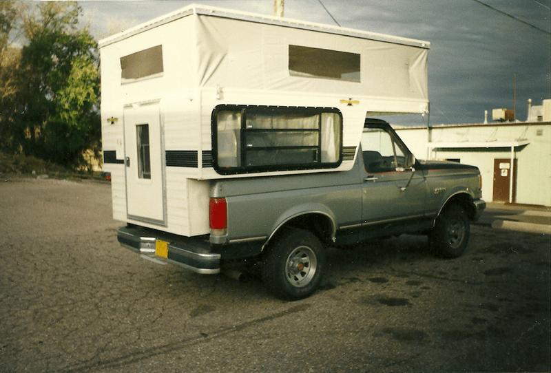 pop up camper maintenance