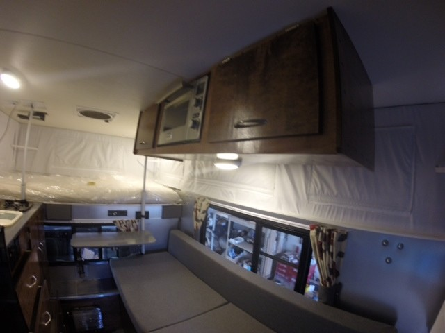 Another great example of our Custom Built Truck Campers