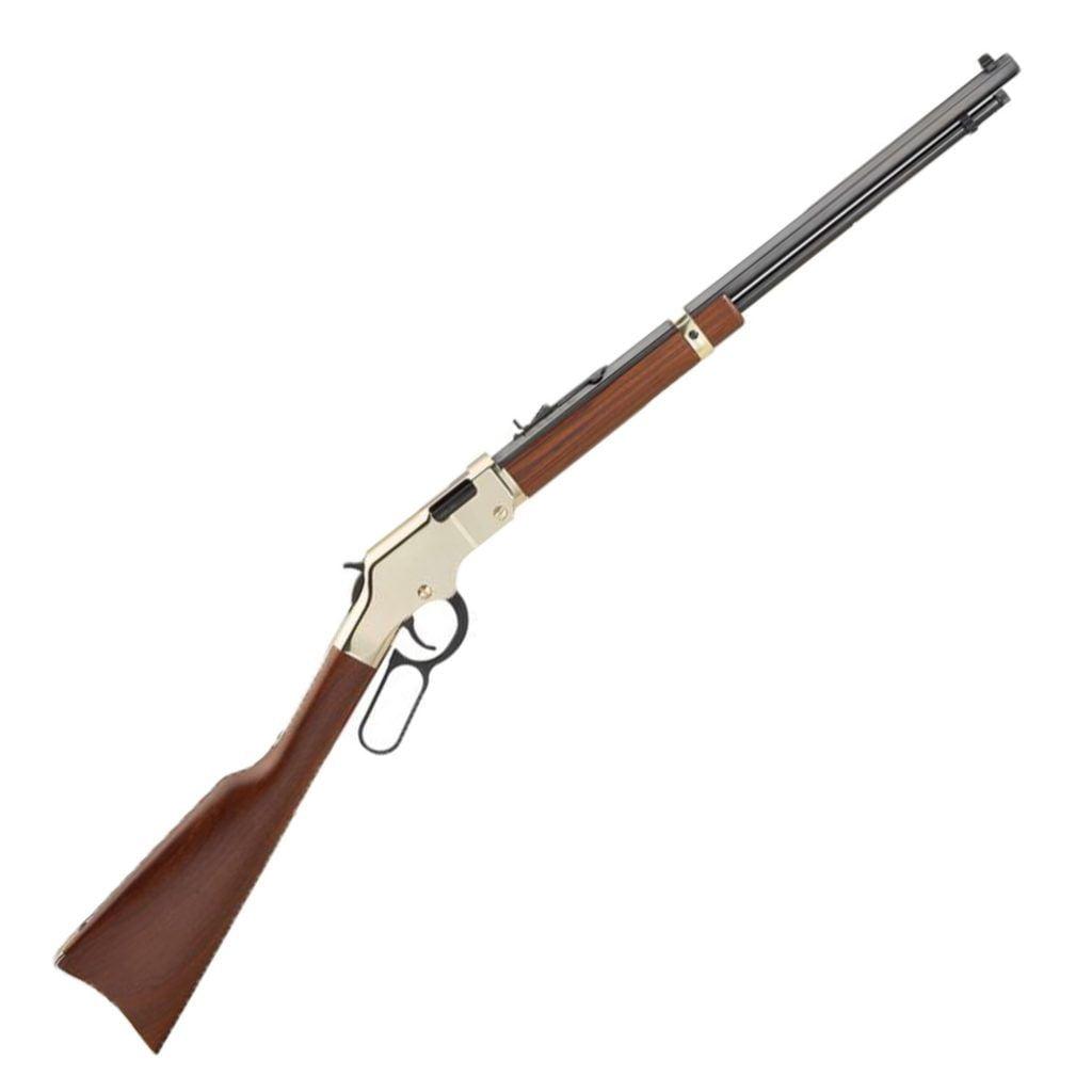 22 Magnum Lever Old Action Henry
