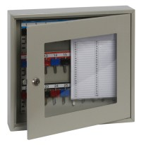 Clear View Key Cabinet KC0401K | Phoenix Safe Company Limited