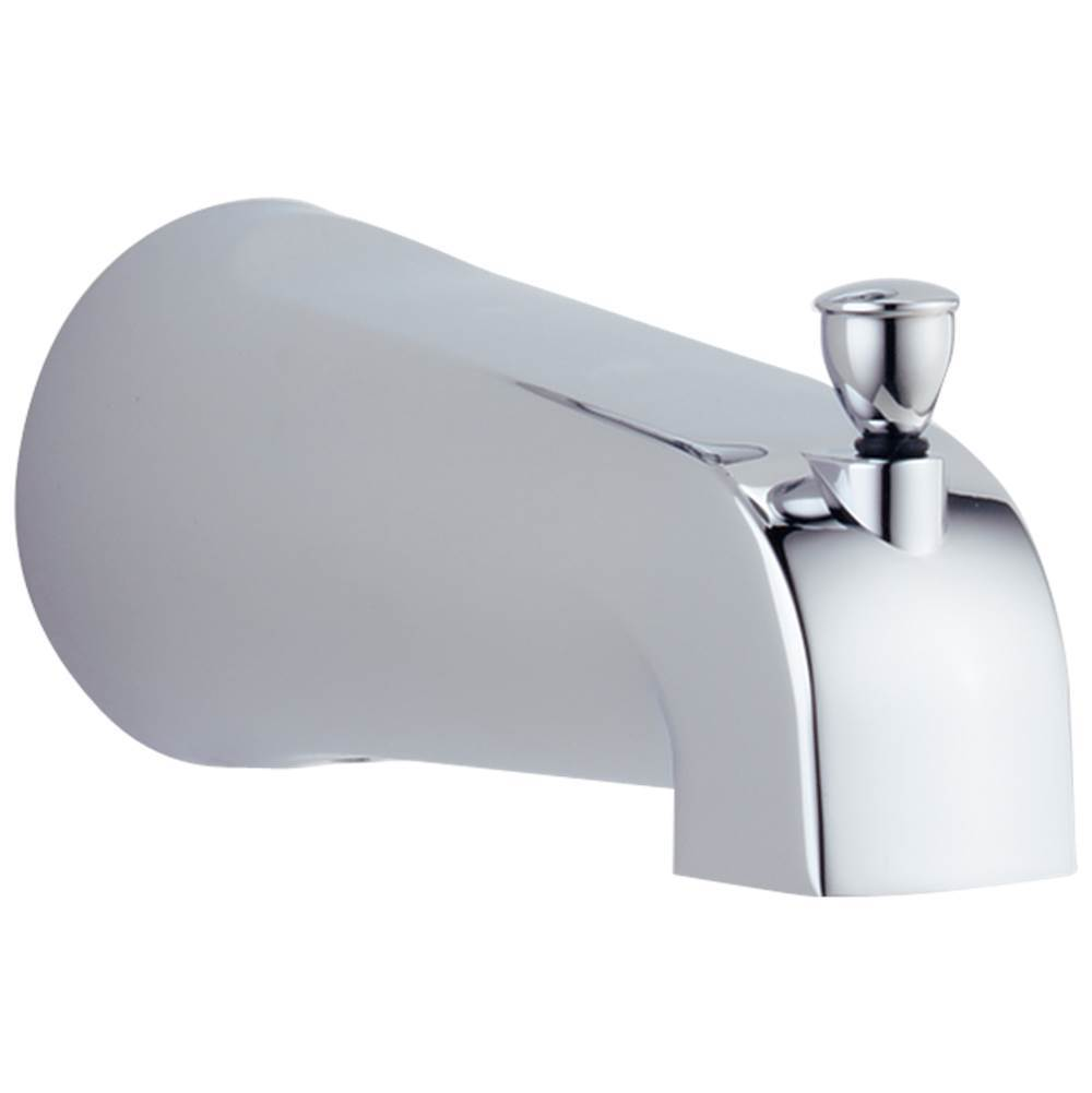 foundations tub spout pull up diverter