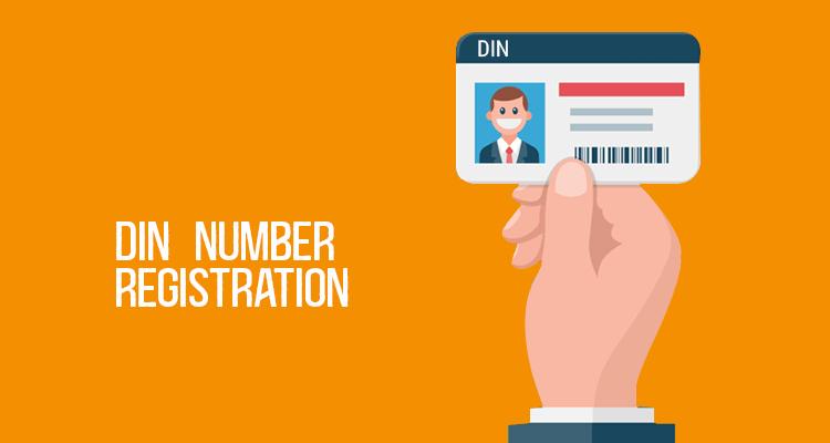 DIN registration in tambaram