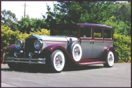 Rick Christensen Napa, CA 1929 Stearns Knight Whipple supercharged 454 650 horsepower and 725 lbs/ft of torque 4L80ESS Phoenix Transmission I got the 4L80ESS in my street rod and it work's great. The shift's are firm and the stall speed seems' good. I have some adjusting with the computer to do but everything you did is working GREAT. Thank you for all the e-mails and fast turn around. For a 6000LB.car it pulls hard. 13:50 Quarter Mile's. Thank's Again, Rick