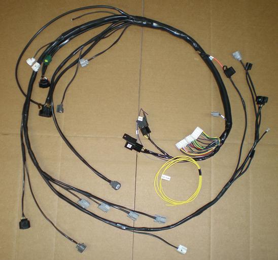 3 4 Swap Wiring Harness Ls Standalone Wiring Harness Diy Wiring