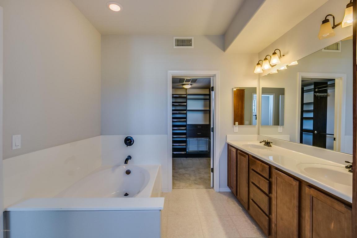 104 Master bath – Closet