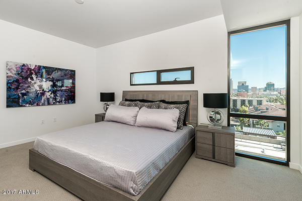 Portland Bed model 018