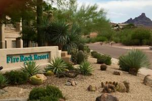 Firerock Resort and Casitas