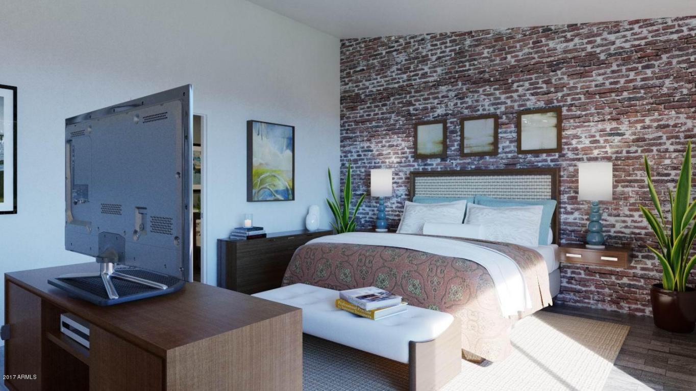 Shades 1-1 Bedroom