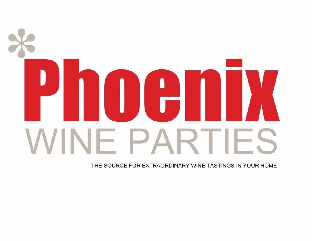 Phoenix Wine Parties logo