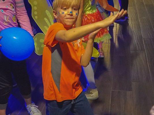 40Pinnacle Creative Arts Youth Theatre Peter Pan Jr. Cast.
