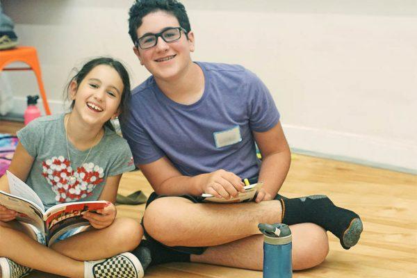 Annie Jr. Circle Read Phoenix Youth Theatre Scottsdale 0