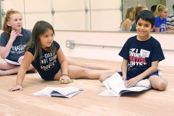 Annie Jr. Circle Read Phoenix Youth Theatre Scottsdale 18