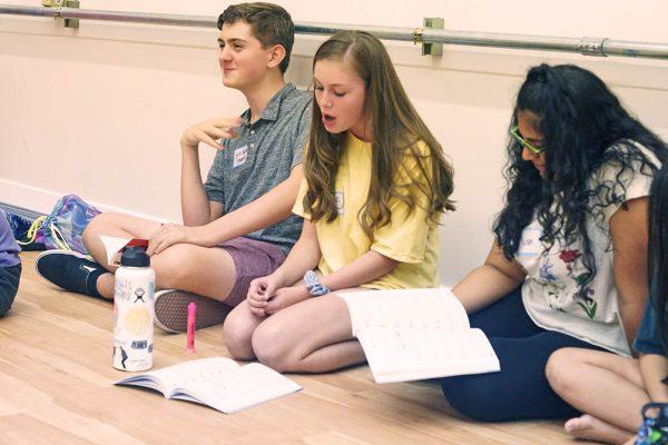 Annie Jr. Circle Read Phoenix Youth Theatre Scottsdale 24