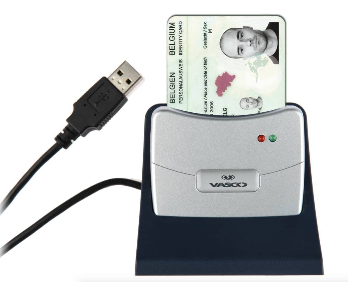 ID Card Reader Image