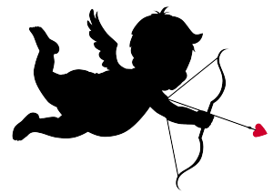 Cupid_Silhouettes_PNG_Clipart_Picture