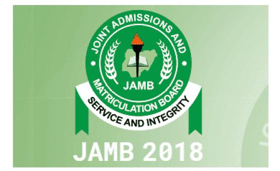 2018 jamb utme registration