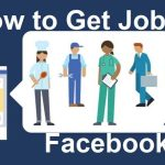 How to Get Job through the new Facebook Job section
