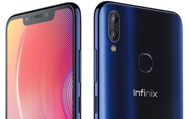 Infinix Hot S3X Device With a Notch Screen Full Review