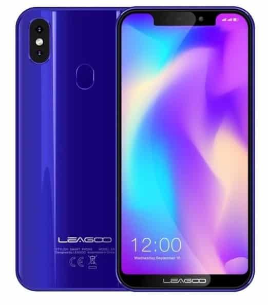 Leagoo S9