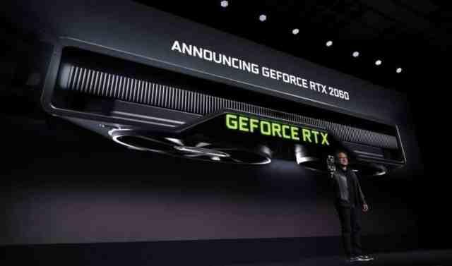 Nvidia at CES 2019
